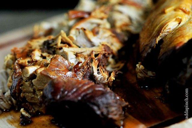 Balsamic Pork Tenderloin Recipe from addapinch.com http://addapinch.com/cooking/2013/07/12/balsamic-pork-tenderloin-recipe/#axzz2qhD1R47v