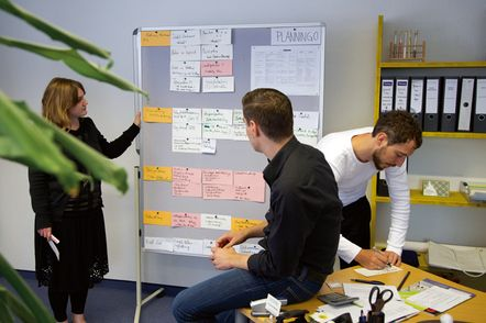 Webbasierte Projektmanagement-Tools