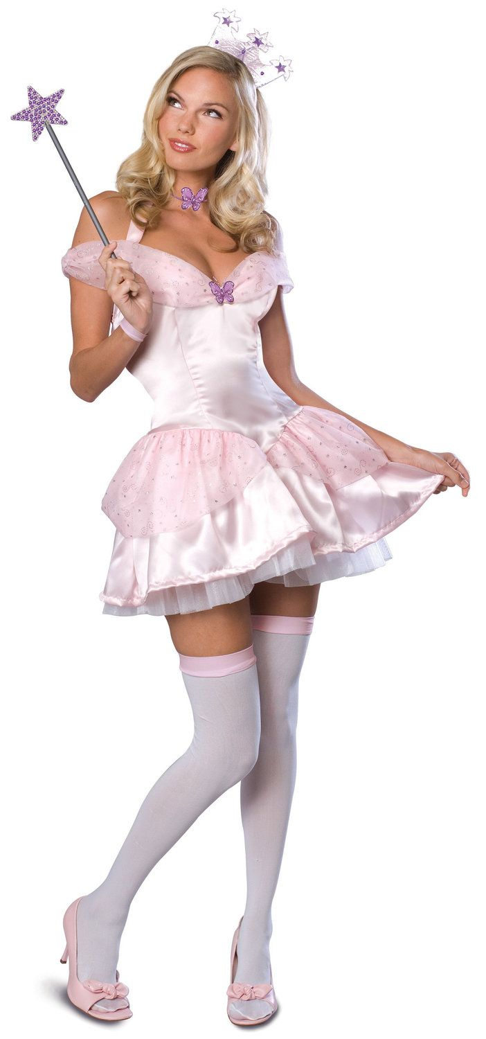 Sexy Glinda the Good Witch Wizard of Oz Halloween Costume - Mr ...