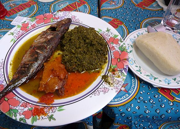 congolese fish pondu and a peice of fufu xxhhh favorite cuisine pinterest fish. Black Bedroom Furniture Sets. Home Design Ideas