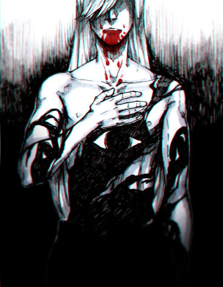 "The Soul King's Right Hand. ""Mimihagi-sama, Mimihagi-sama, please lend me your powers…"" - Ukitake Jushiro. Bleach"