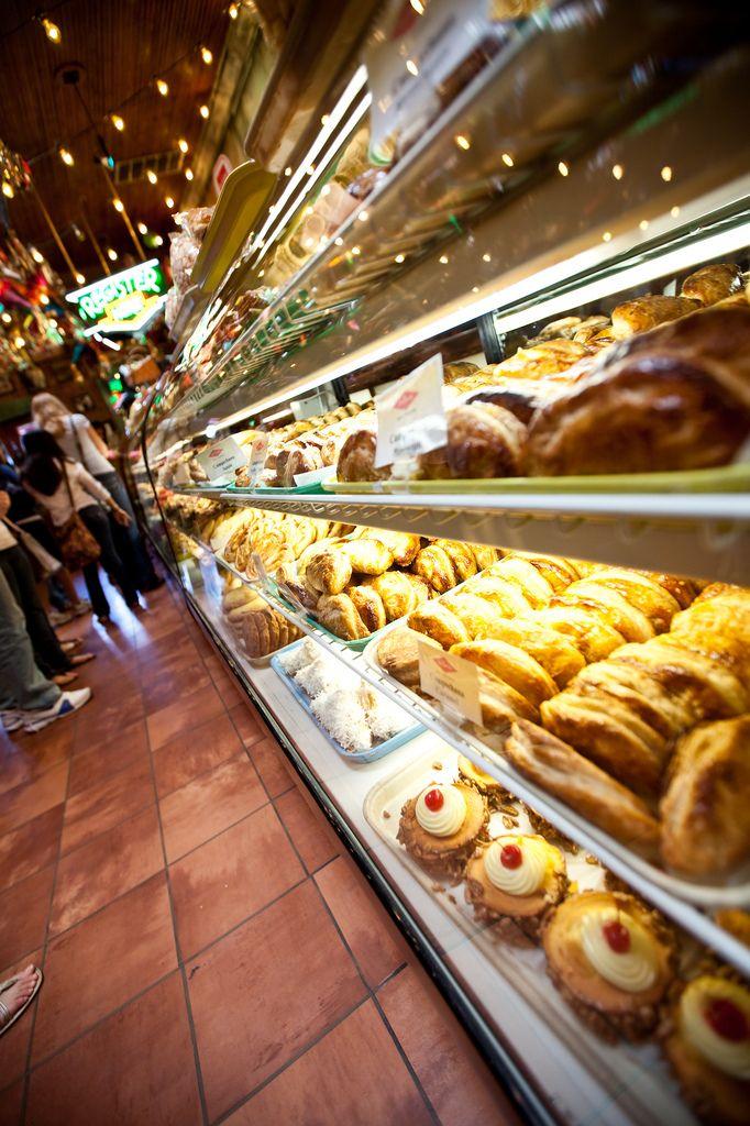 Mexican pastries   Mi Tierra Cafe in San Antonio, TX