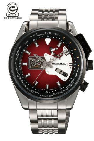 WZ0171DA|Orient Star Retro-Future|商品紹介|オリエント時計