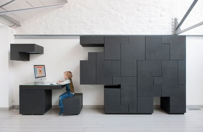 Brilliant Storage for Small Spaces - Filip Janssens