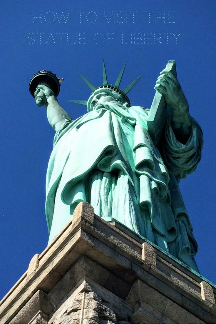 how-to-visit-the-statue-of-libertyThe ultimate guide to how to visit the Statue of Liberty in New York from booking tickets, planning ferries and practicalities like ID & crown access.