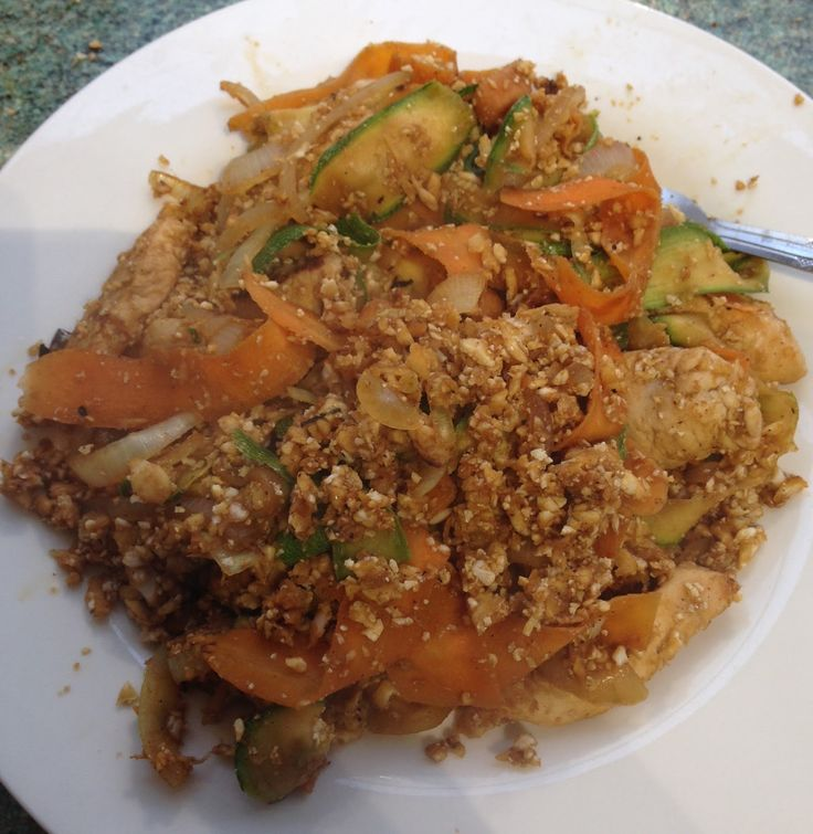 Slimming World Syn Free Speedy and Saintly Chicken Stir Fry