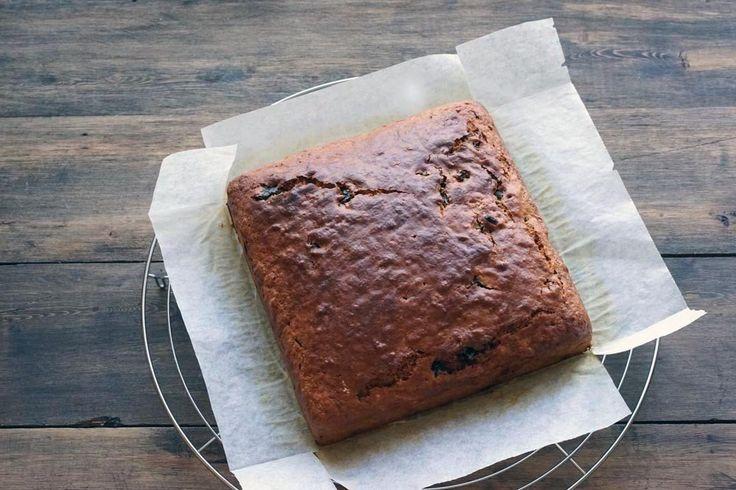 Фото к рецепту: Французский деревенский пирог с мёдом