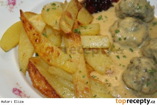 Domácí máslové hranolky - jednoduché, ale nejlepší