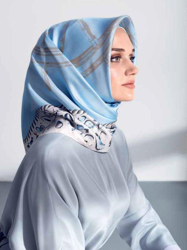 Armine : A Stunning Muslim Hijab Fashion from Turkey - Beautiful Hijab Styles