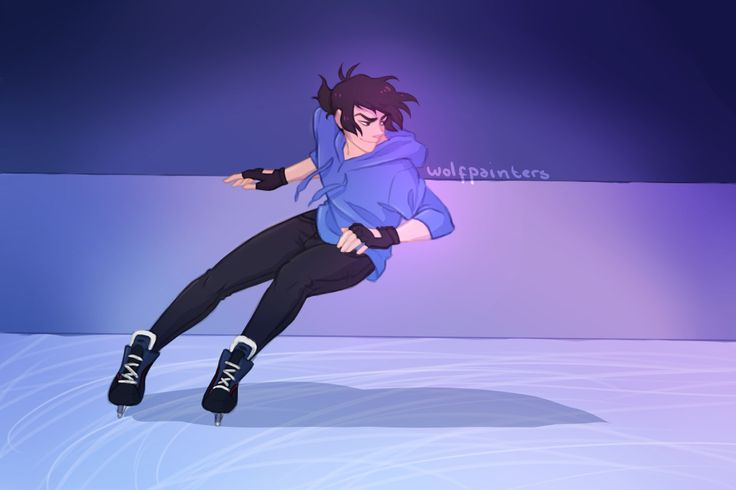 """Keith from """"On Thin Ice"""""""