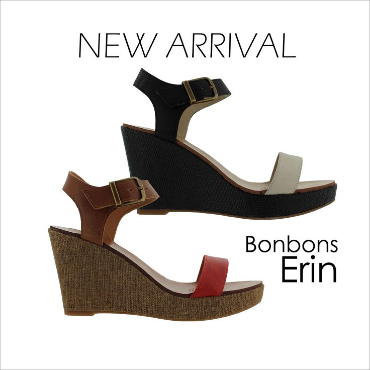 Super excited spring is almost here! Get ready with our New Arrival Bonbons Erin!