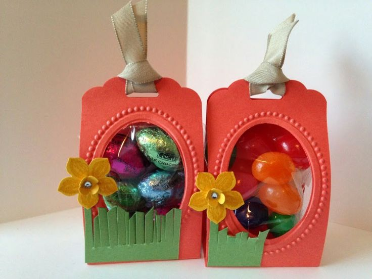 Easter Daffodil Treat Do You Have People In Your Life Who Like To Give Treats For Holidays