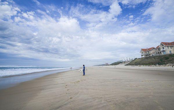 Autumn's Studio - Céline Lescure Photographie - Fine Art - Photographe Bordeaux - Impression - Biscarrosse Surfeur