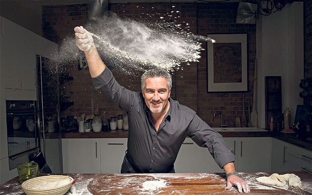 Paul Hollywood's ginger biscuit recipes