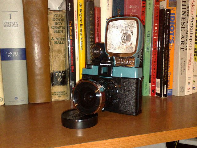 Lomography Diana F+ | Flickr - Photo Sharing!