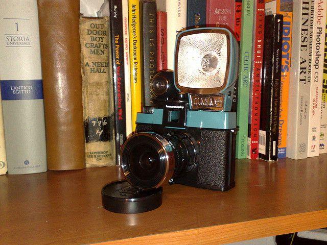 Lomography Diana F+ | Flickr - Photo Sharing!