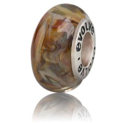 Silver and Some - Evolve - Murano Glass, Hokianga