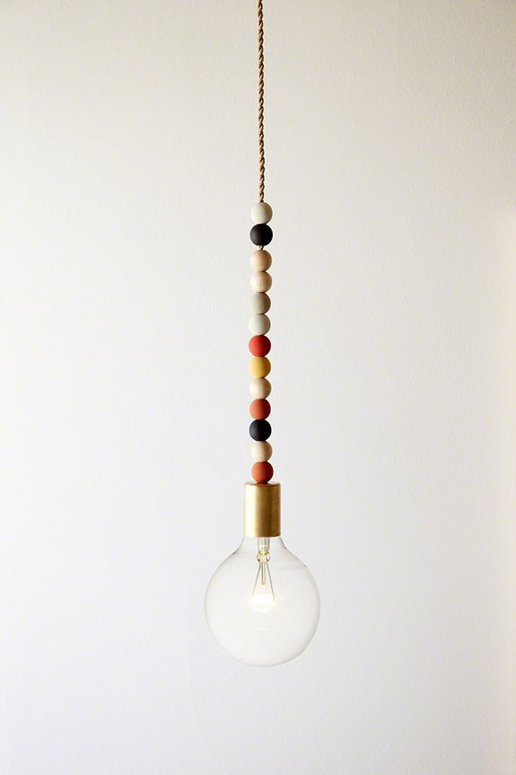 A CUP OF JO: gorgeous lamp by CAMP