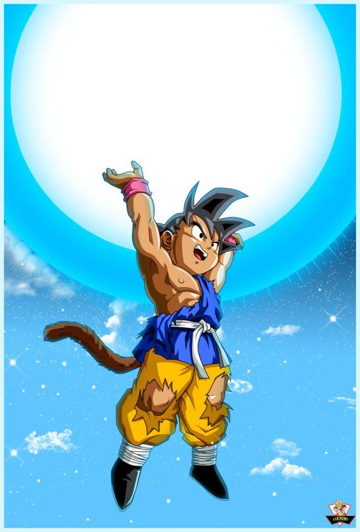 Goku Gt Ultimate Genkidama By Lucario Strike Deviantart Com On Deviantart Anime Dragon Ball Super Dragon Ball Gt Anime Dragon Ball