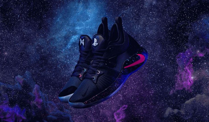 Nike's 'PlayStation' PG2s are like a DualShock for your feet  ||  Nike teamed up with Sony on a PlayStation-themed, light-up basketball shoe. https://www.engadget.com/2018/01/20/nike-pg2-sony-playstation-paul-george/?utm_campaign=crowdfire&utm_content=crowdfire&utm_medium=social&utm_source=pinterest