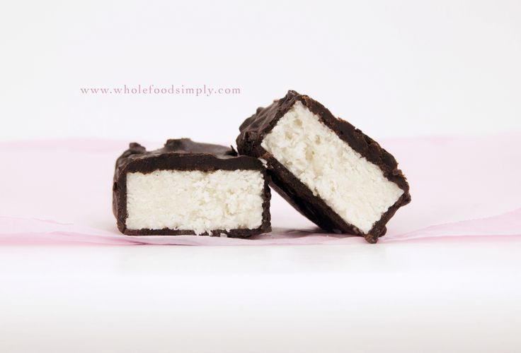 Mix and Make Bounty Bars. Simple and DELICIOUS! One bowl, no blend and free from gluten, grains, dairy, egg, nuts and refined sugar. Enjoy.