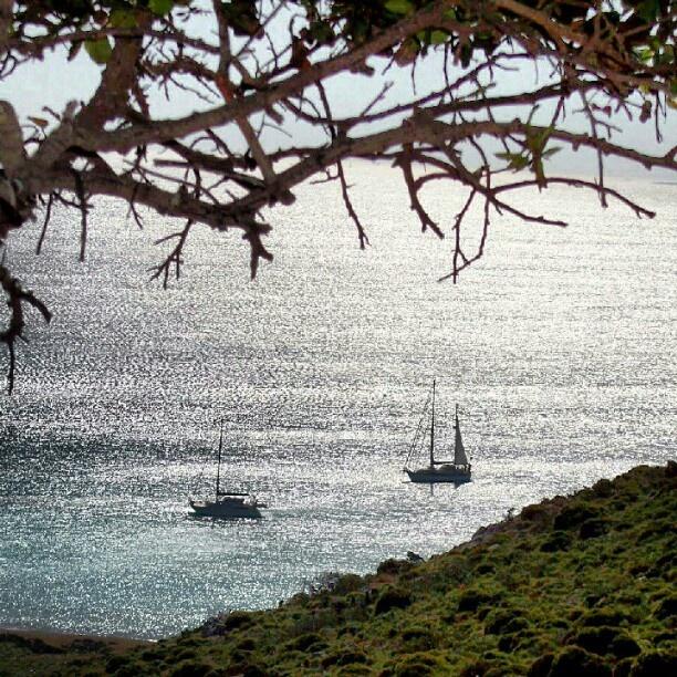 Pserimos island- Aegean sea- Greece Σούρουπο στην Ψεριμο  #Greece #summer #Pserimos #webstagram #instagram - @Ioanna Ivanova Iliadi- #webstagram