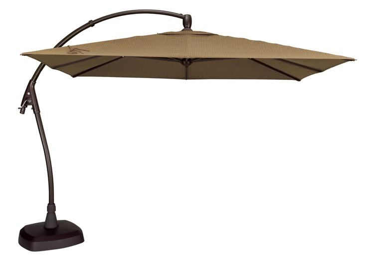 Elegant Treasure Garden Vega Led Umbrella Lights