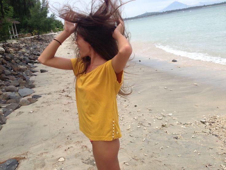 ckkn x roial 2013/2014 T-shirt Mustard