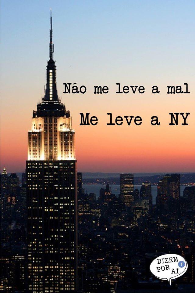 NY, NYC, I love NY, New York frases| vida | quotes | citação