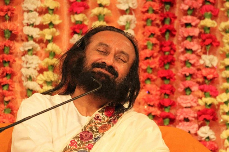 Only meditation can satisfy the hunger of the soul. - Sri Sri <3 www.srisrimiracles.com