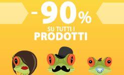 Tempo di Sconti ti offre centinaia di prodotti e servizi con sconti fino al 90%, scoprili adesso!