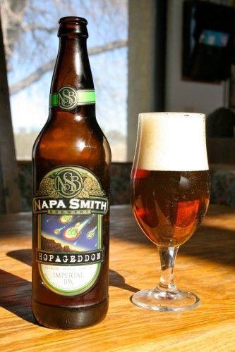 Napa Smith Hopageddon -- A true contender for best IPA of the year!