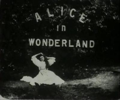 Фильм «Алиса в Стране чудес» (1903) :: Льюис Кэрролл
