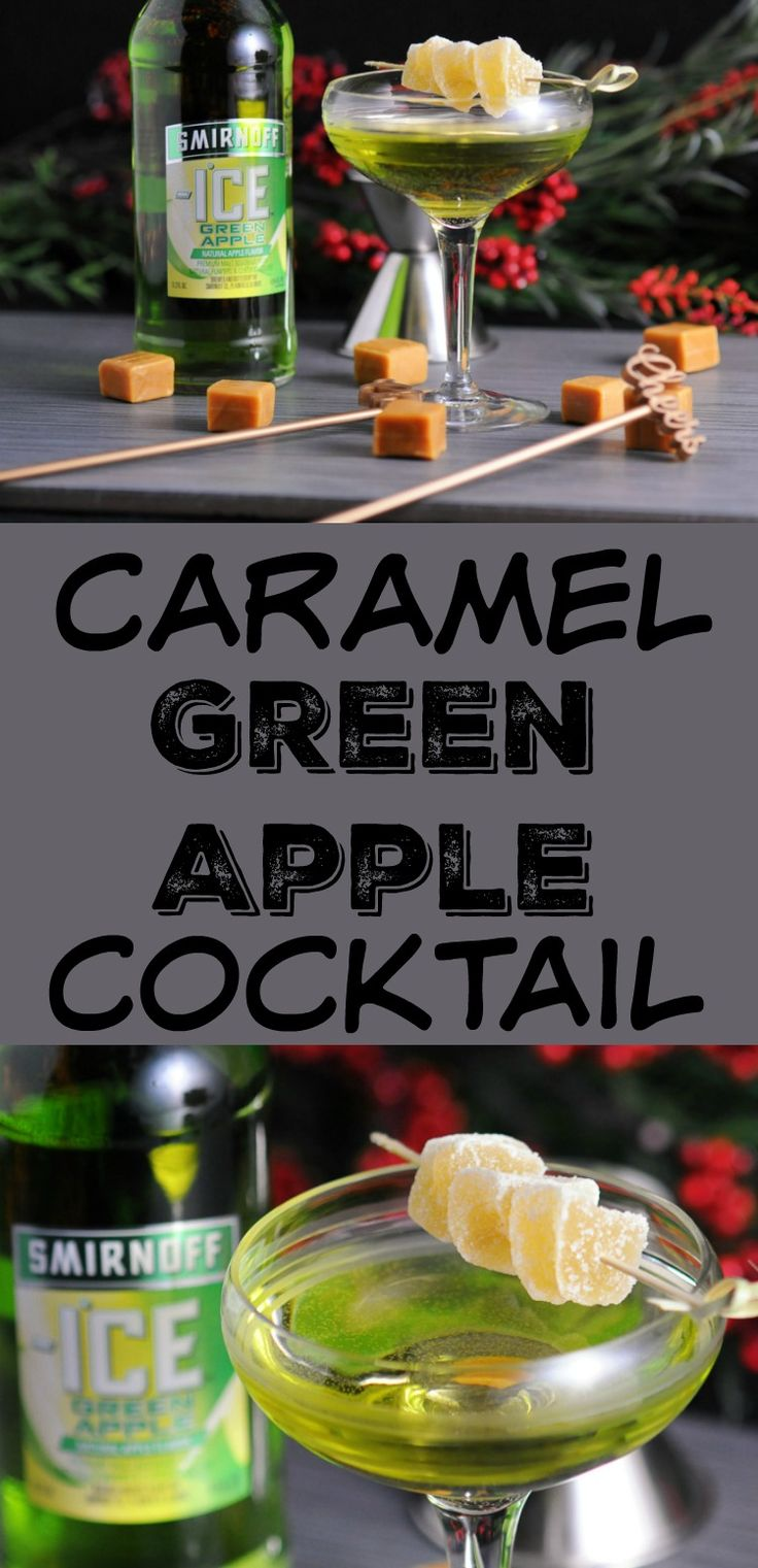 Best 25 smirnoff green apple ideas on pinterest for Green cocktails with vodka
