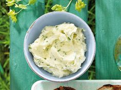 Knoblauch-Zitronen-Butter Rezept