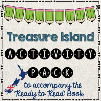 Treasure Island - Dawn McMillan -  GREENThis activity pack is follow up work after your guided reading session. All follow up work relates to the book. It is assumed that students have had a guided reading lesson BEFORE undertaking these activities. NOTE: due to copyright none of these pages are editable.