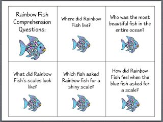 The Rainbow Fish!