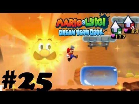 Mario & Luigi: Dream Team Bros (playlist)