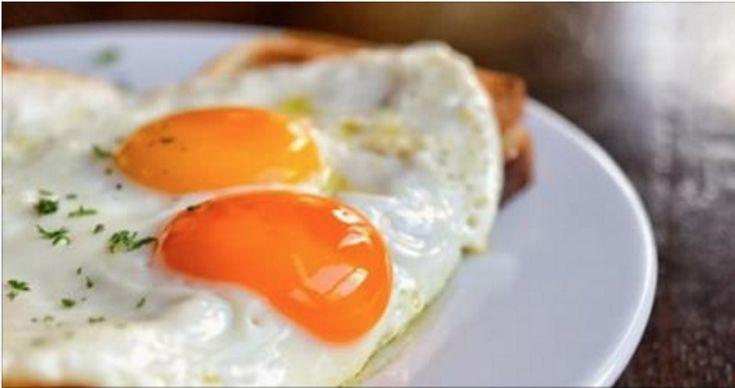 A forma mais saudável de fritar ovo - sem gordura e fritando apenas com água! | Cura pela Natureza