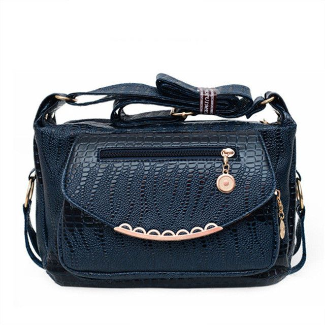 Vogue Star Stone Print Casual Women Bags 2017 Popular Small Women Messenger Bags Leather Shoulder Bags bolsa feminina YB40-404