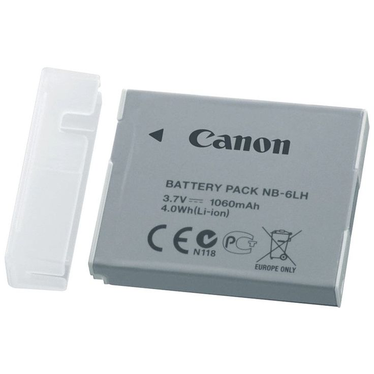 Canon Canon Nb-6lh Replacement Battery