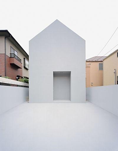 Ghost House by Jin Otagiri