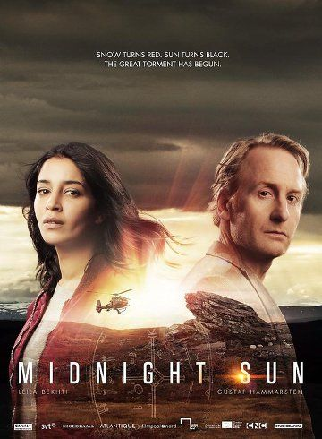 Jour polaire / Midnight Sun Saison 1 14. 8  van de makers van de bridge.
