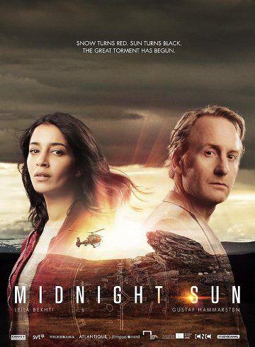 Jour polaire / Midnight Sun Saison 1 14. 8  van de makers van de bridge.