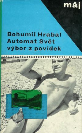 Book cover, Czechoslovakia