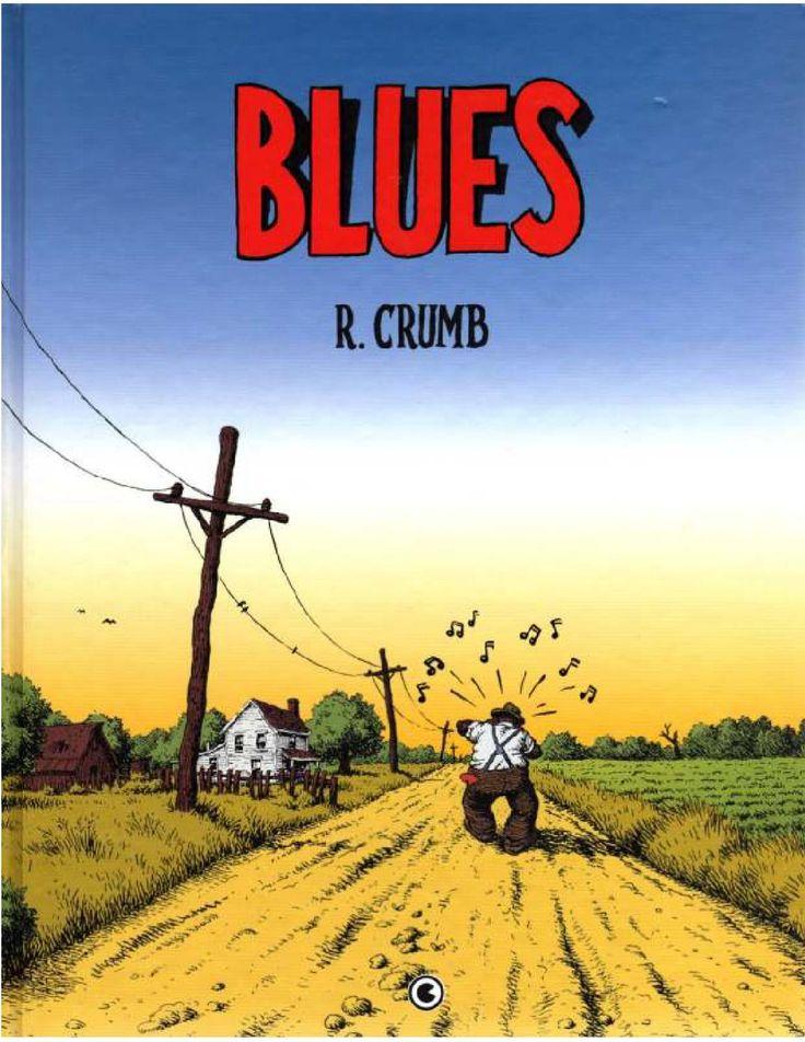 blues  srr robert crumb