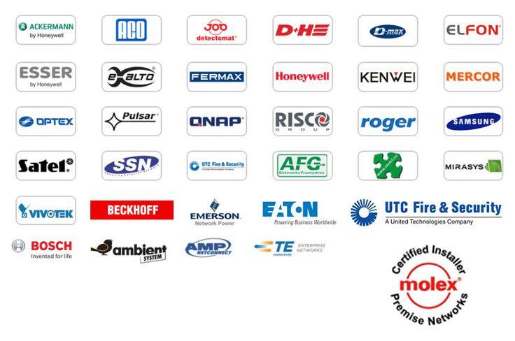 Współpracujemy z uznanymi na świecie firmami i producentami rozwiązań, które stosujemy podczas naszych prac i projektów. Nie uznajemy w tej materii żadnych kompromisów, pracujemy tylko z najlepszymi. http://www.hteprojekt.pl