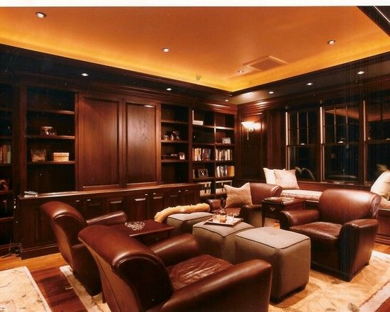 Awesome Basement Cigar Room Ventilation