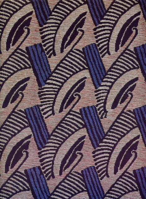 'Cracow' textile design produced by Omega Workshops in 1913.Pattern, Art Deco Textiles, Textiles Design, Deco Repeat, Cracow Textiles, Textile Design, Omega Workshop, Omega Fabrics, Design Produce