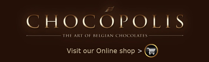 Chocopolis Online Chocolate sale and delivery the best Belgian chocolate brand for handmade and original chocolates